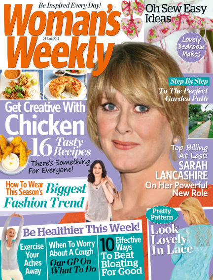 Woman's Weekly - UK April 30, 2014 00:00