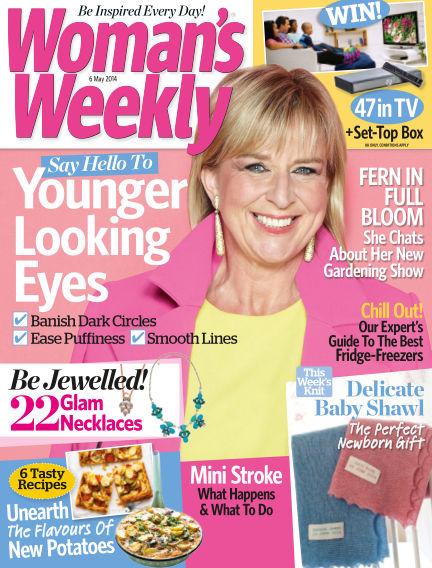 Woman's Weekly - UK May 07, 2014 00:00
