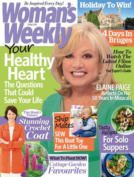Woman's Weekly - UK May 14, 2014 00:00