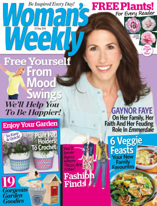 Woman's Weekly - UK 20th May 2014