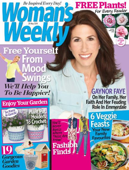 Woman's Weekly - UK May 21, 2014 00:00