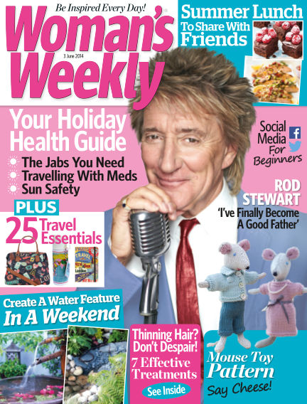 Woman's Weekly - UK June 04, 2014 00:00