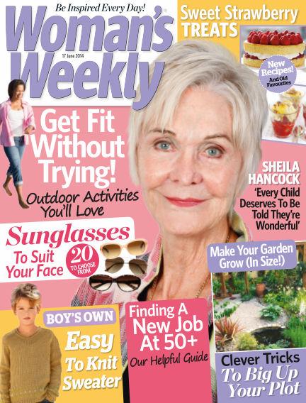 Woman's Weekly - UK June 18, 2014 00:00