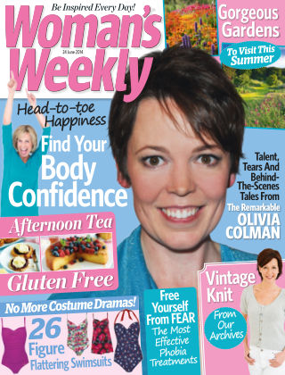Woman's Weekly - UK 24th June 2014