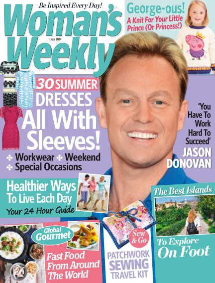 Woman's Weekly - UK July 02, 2014 00:00