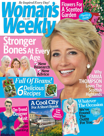 Woman's Weekly - UK July 09, 2014 00:00