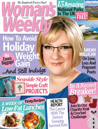 Woman's Weekly - UK 15th July 2014