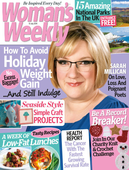 Woman's Weekly - UK July 16, 2014 00:00