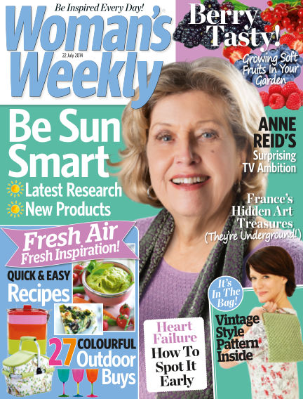 Woman's Weekly - UK July 23, 2014 00:00