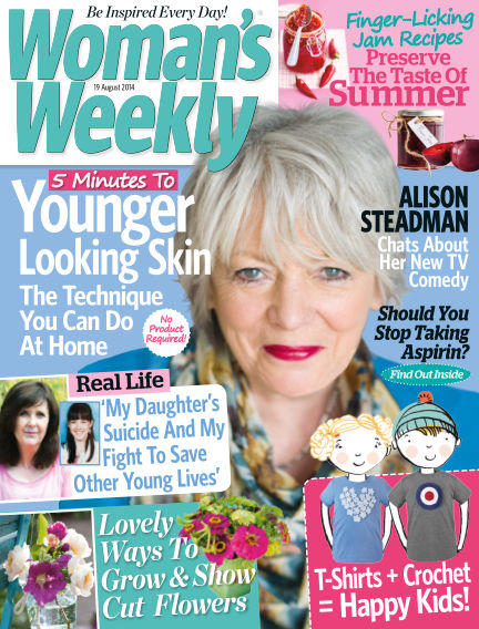 Woman's Weekly - UK August 20, 2014 00:00