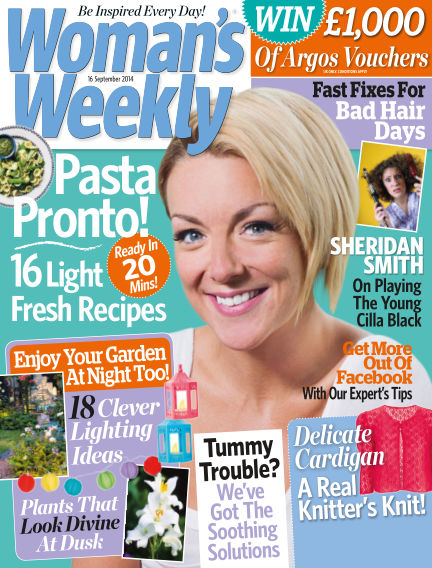 Woman's Weekly - UK September 17, 2014 00:00