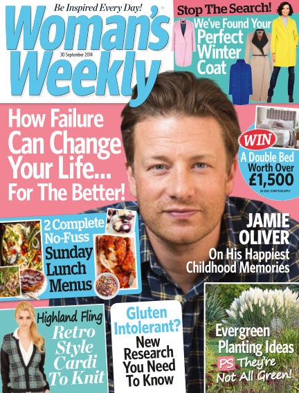 Woman's Weekly - UK October 01, 2014 00:00