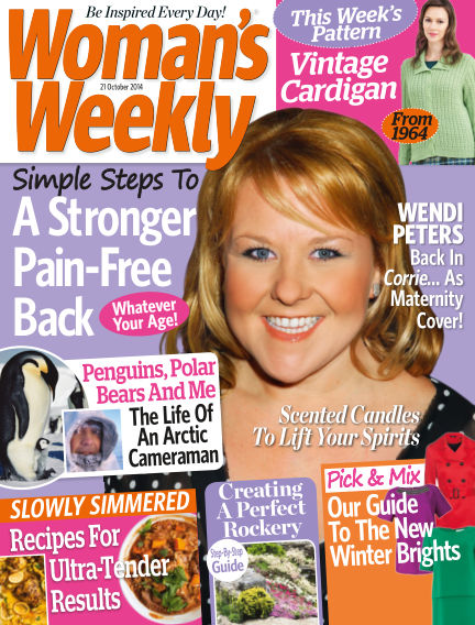 Woman's Weekly - UK October 22, 2014 00:00