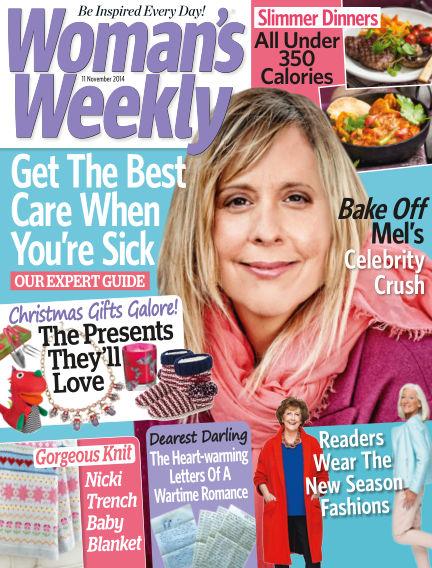 Woman's Weekly - UK November 12, 2014 00:00