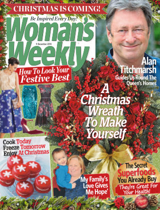 Woman's Weekly - UK 9th December 2014