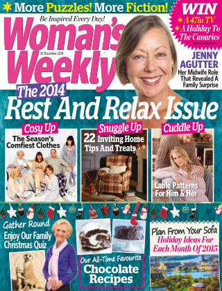 Woman's Weekly - UK 30th December 2014