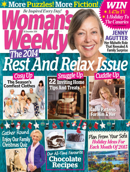 Woman's Weekly - UK December 31, 2014 00:00