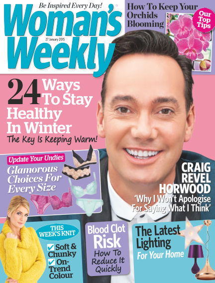 Woman's Weekly - UK January 28, 2015 00:00