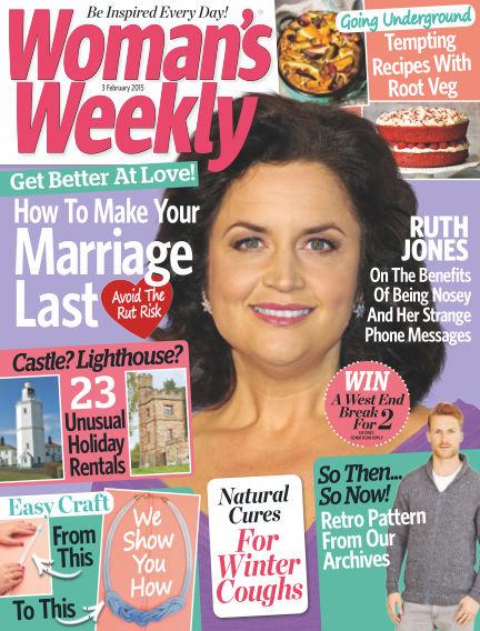 Woman's Weekly - UK February 04, 2015 00:00