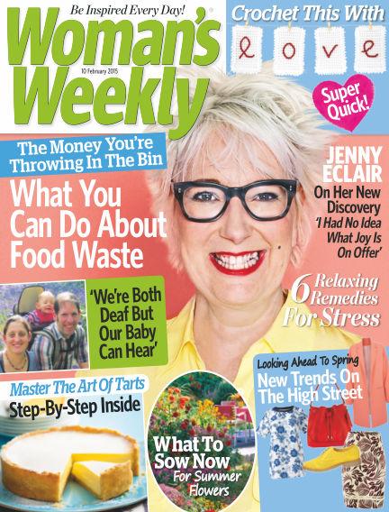 Woman's Weekly - UK February 11, 2015 00:00