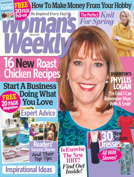 Woman's Weekly - UK March 04, 2015 00:00