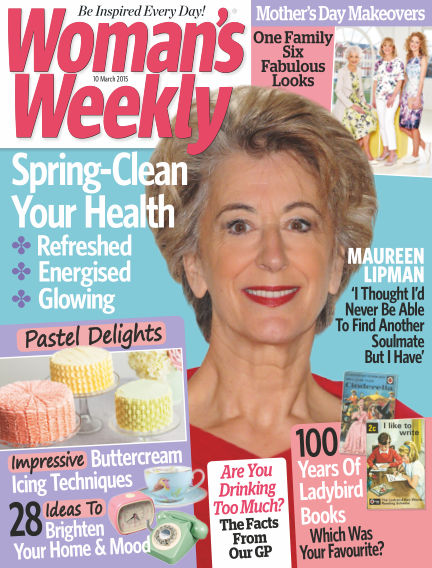 Woman's Weekly - UK March 11, 2015 00:00