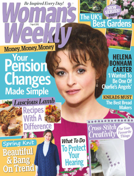 Woman's Weekly - UK April 08, 2015 00:00