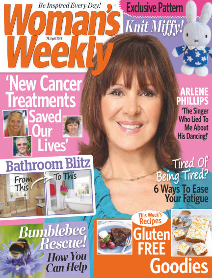 Woman's Weekly - UK April 29, 2015 00:00