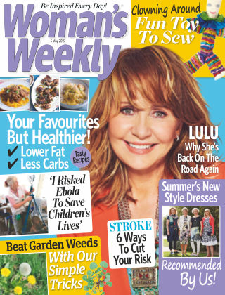 Woman's Weekly - UK 5th May 2015