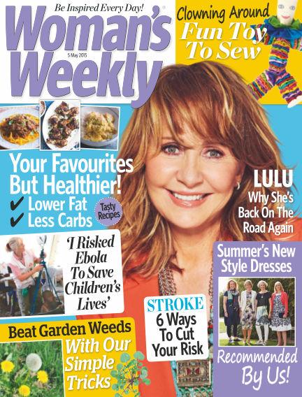 Woman's Weekly - UK May 06, 2015 00:00