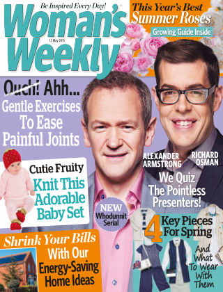 Woman's Weekly - UK 12th May 2015