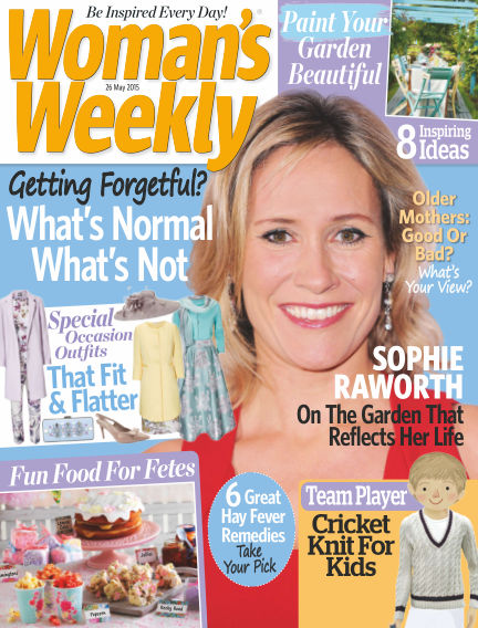 Woman's Weekly - UK May 27, 2015 00:00