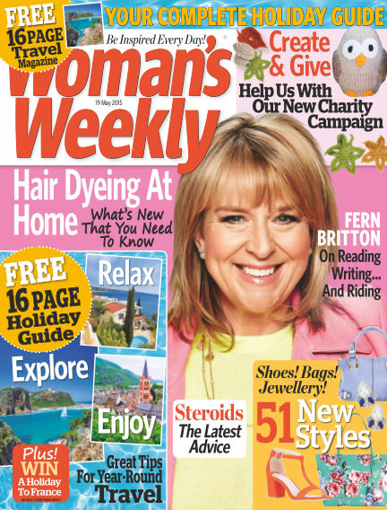 Woman's Weekly - UK May 20, 2015 00:00