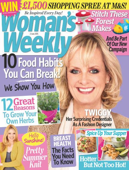 Woman's Weekly - UK June 03, 2015 00:00