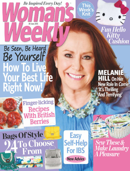 Woman's Weekly - UK July 01, 2015 00:00