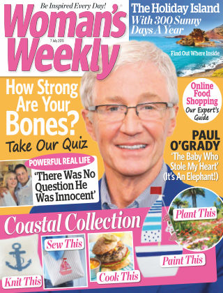 Woman's Weekly - UK 07th July 2015