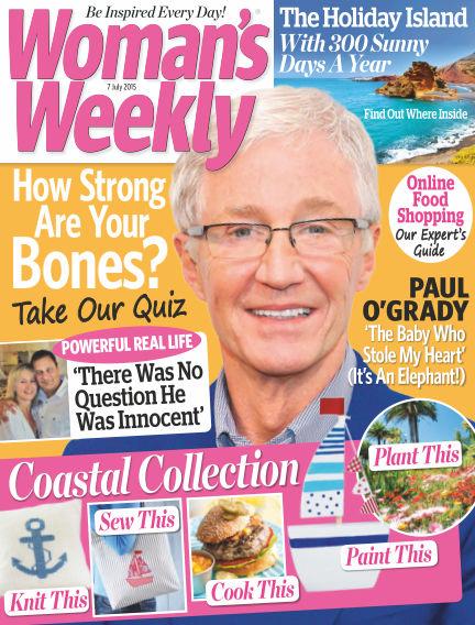 Woman's Weekly - UK July 08, 2015 00:00