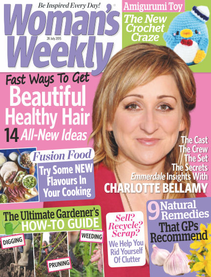 Woman's Weekly - UK July 29, 2015 00:00