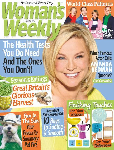 Woman's Weekly - UK September 02, 2015 00:00