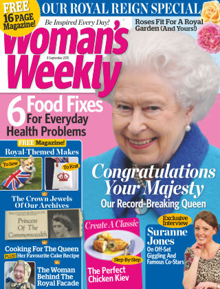 Woman's Weekly - UK 8th September 2015