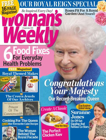 Woman's Weekly - UK September 09, 2015 00:00