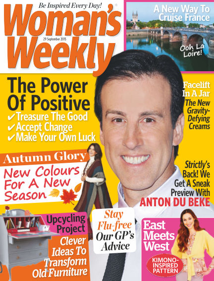 Woman's Weekly - UK September 30, 2015 00:00