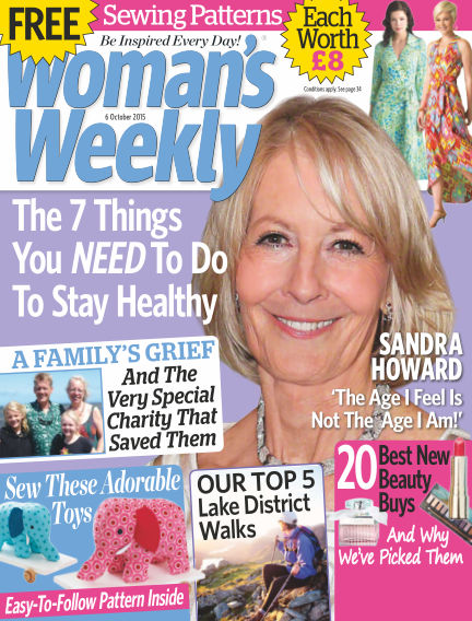 Woman's Weekly - UK October 07, 2015 00:00