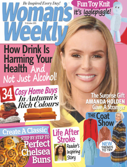 Woman's Weekly - UK October 14, 2015 00:00