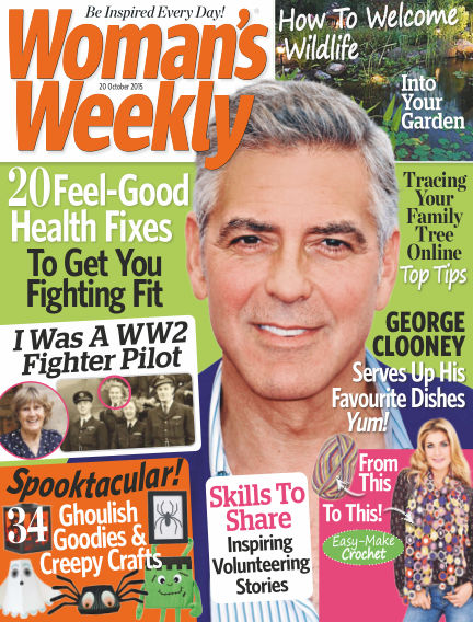 Woman's Weekly - UK October 21, 2015 00:00