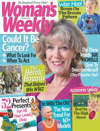 Woman's Weekly - UK 3rd November 2015
