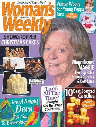 Woman's Weekly - UK 17th November 2015
