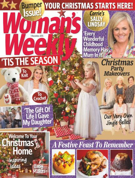 Woman's Weekly - UK December 02, 2015 00:00
