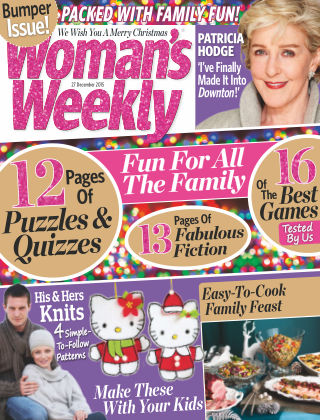 Woman's Weekly - UK 27th December 2015
