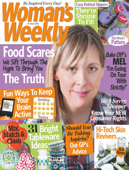 Woman's Weekly - UK January 20, 2016 00:00